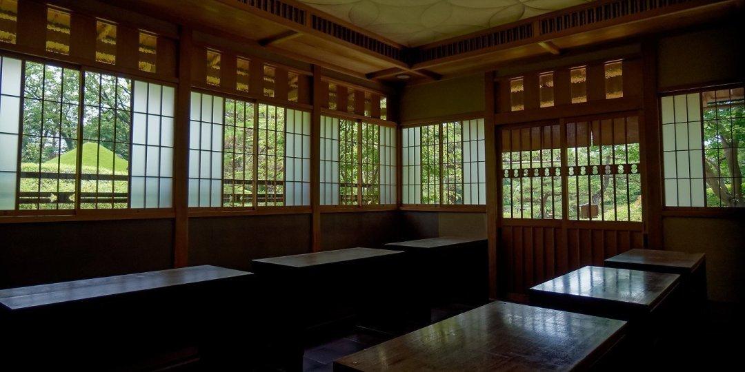 Casa de té de Momijiyama