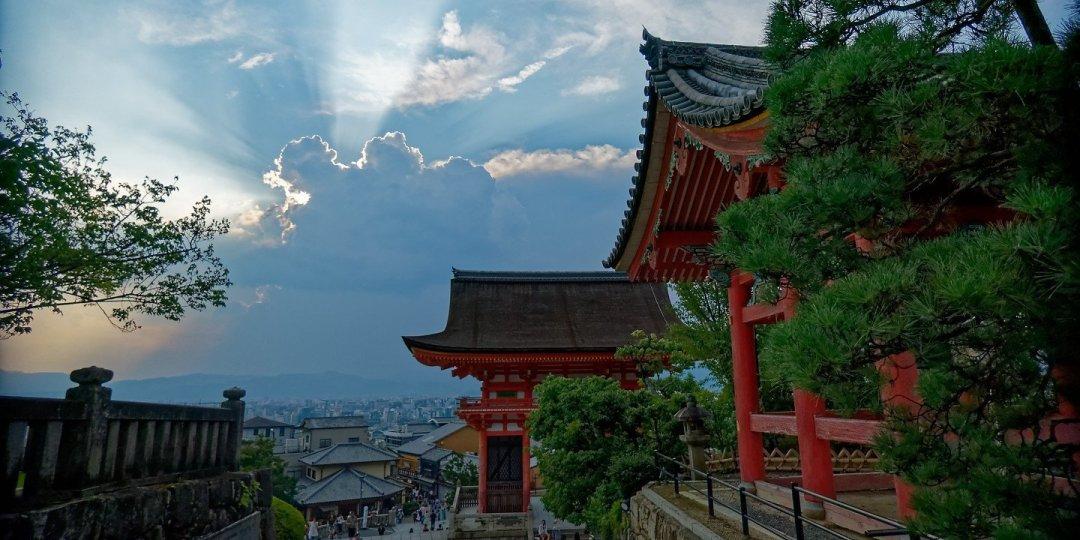 Kioto y Kiyomizu-dera