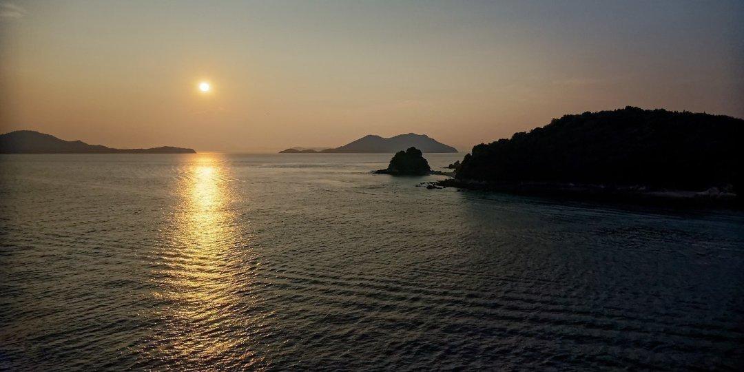 Entre las islas Setouchi