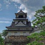 El castillo de Kōchi