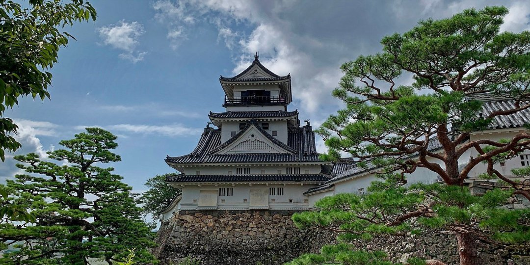 Catillo de Kōchi