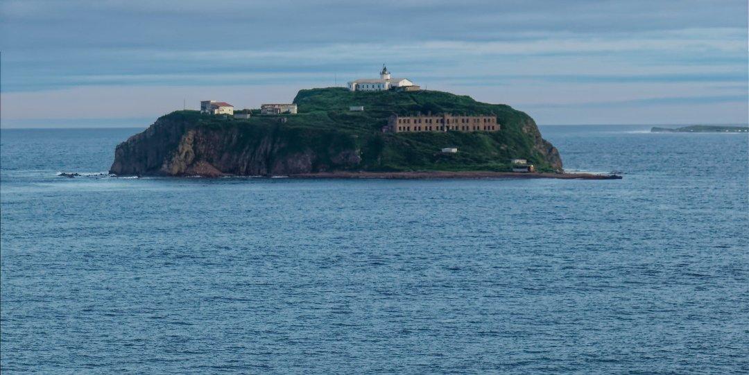 Isla deSkryplyov