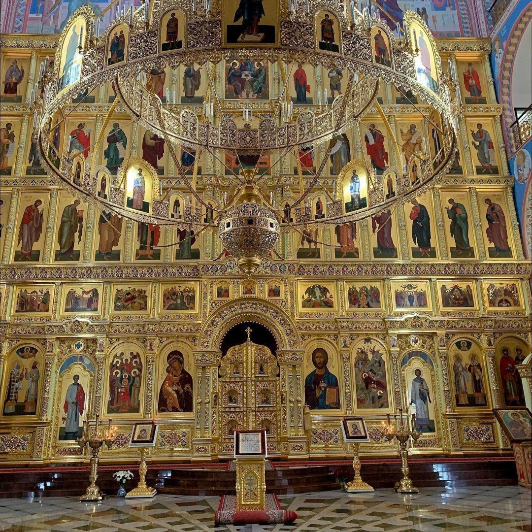 Retablo de la Catedral de la Natividad