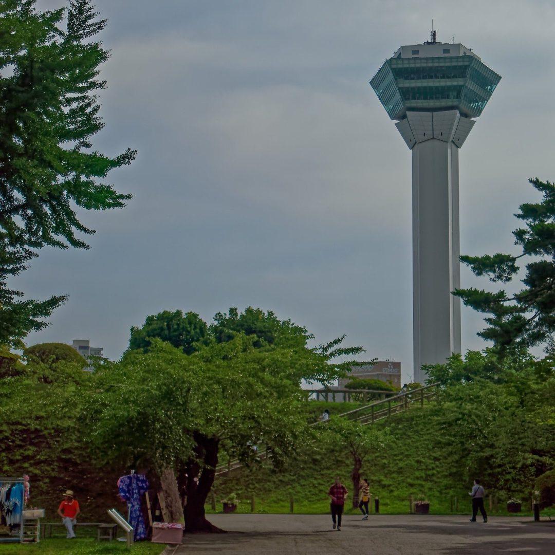 Torre Goryōkaku