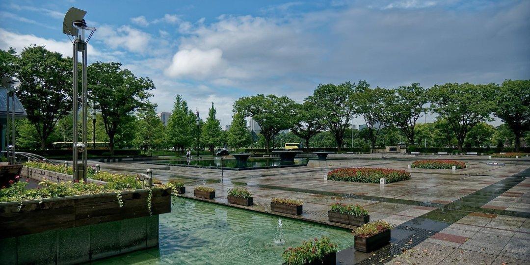 Parque de laFuente de Wadakura