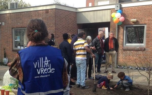Villa Vrede in een nieuw jasje!