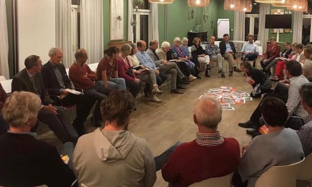 Inspiratieavond van de Protestantse Gemeente Utrecht