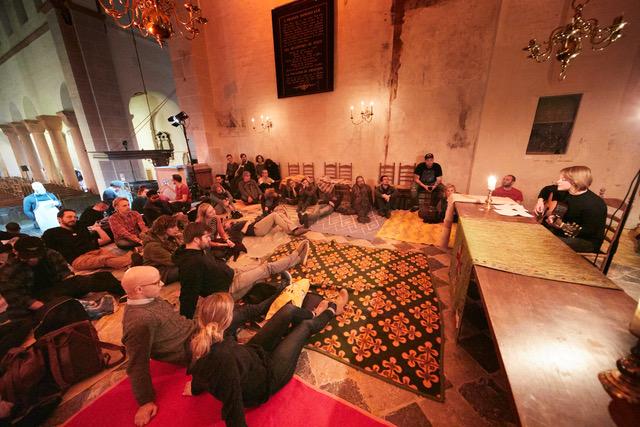 Wat gebeurt er op het Geestdrift Festival, 9 november