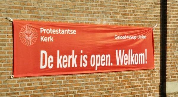 Wilhelminakerk pioniert met corona filmpje