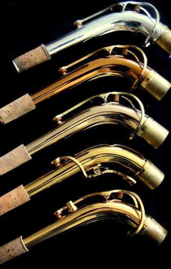 Saxofoonnekken