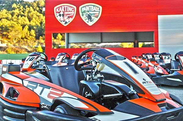 Escapadas y viajes: Karting Parcmotor Castellolí