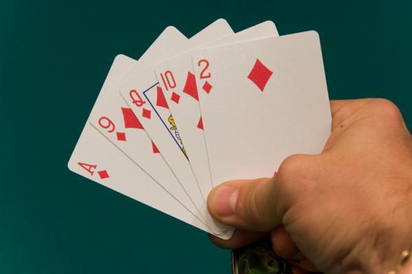 Truco de magia: la carta favorita