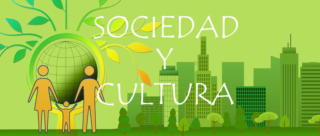 La sociedad es cultura