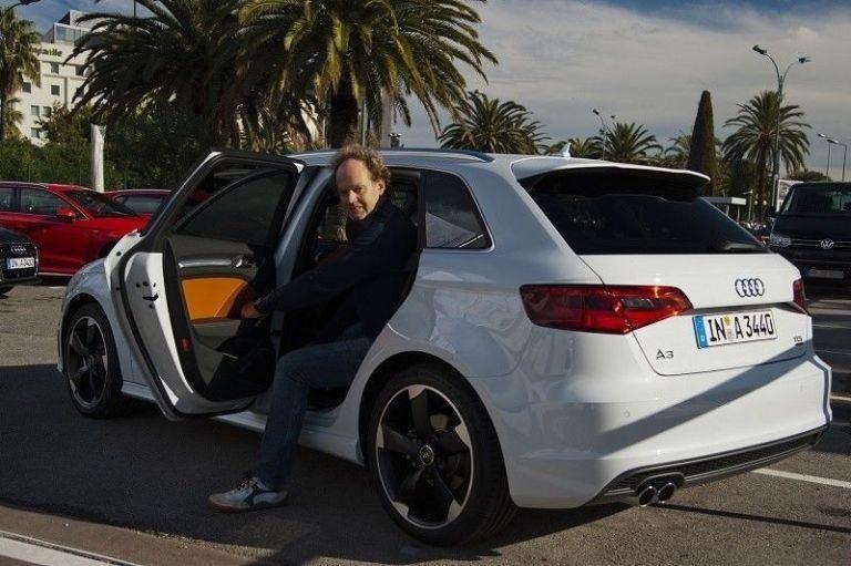 Der neue Audi A3 Sportback - Mehr Auto braucht man nicht ...