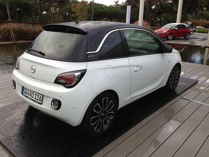 Opel Adam aussen