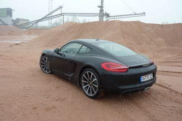 Porsche Cayman S - Schwäbischer Mittelmotorflitzer für Aufsteiger