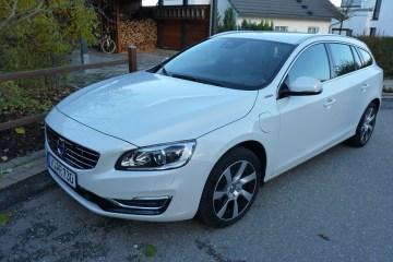 Volvo V60 Plug-in Diesel Hybrid