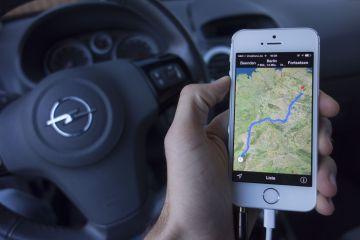 Routenführung mit dem Smartphone - gewöhnliche Navis haben ausgedient