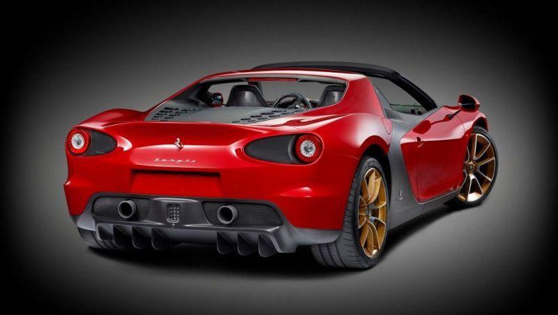 Ferrari Sergio3-4postDX
