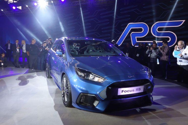 Weltpremiere: Der neue Ford Focus RS
