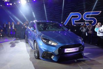 IAA 2015: Ford Focus RS ab 39.000 Euro erhältlich
