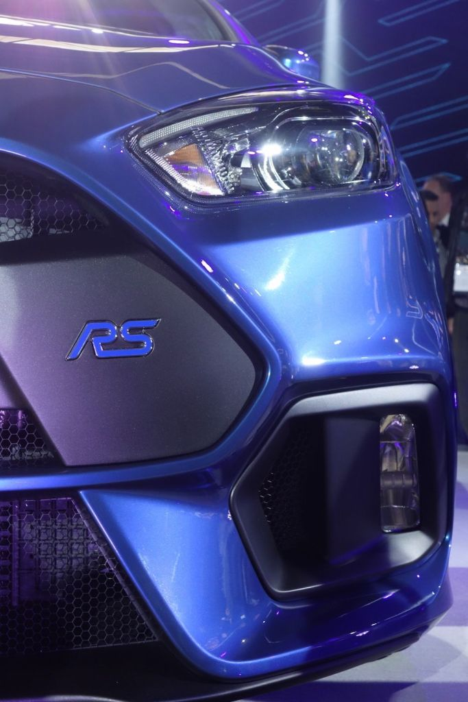 Ford Focus RS 2015 Grill