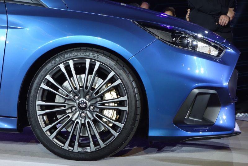 Ford Focus RS 2015 Felgen