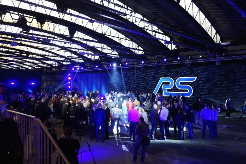 Ford Focus RS 2015 Event