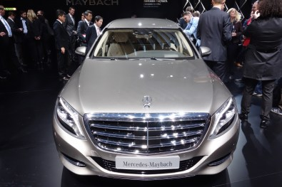 Mercedes-Maybach Pullman - Front 2