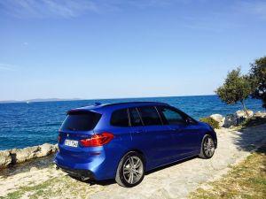 Der neue BMW 2er Gran Tourer - Auch Väter und Mütter wollen Premium!