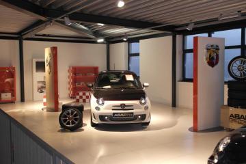 Sportwagenmarke Abarth bekommt 50 neue Händler in Deutschland