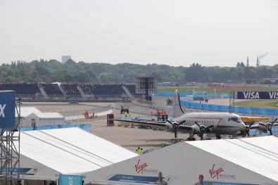 Formula E Berlin 2015 Rennstrecke Tempelhof