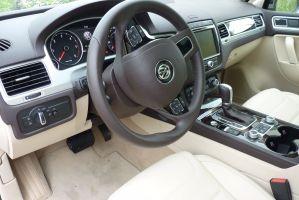 Touareg - Neues Gesicht für das große Volkswagen SUV