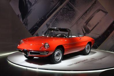 Alfa Romeo Museum 2015 Spider