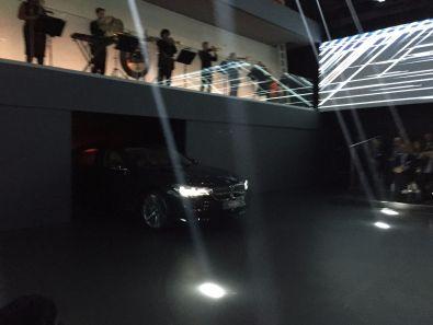 BMW 7er 2015 Weltpremiere Es geht los