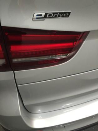 BMW X5 eDrive40