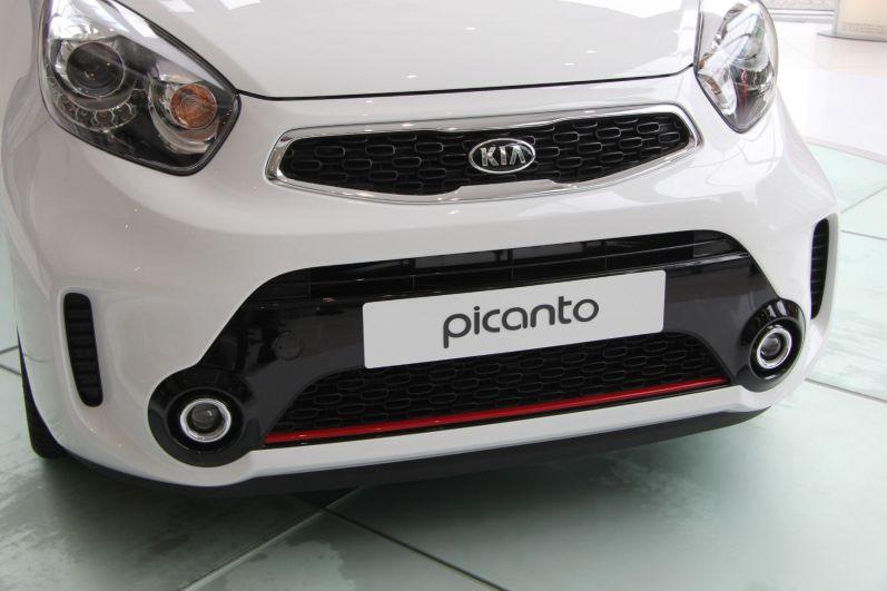 Kia Picanto Sports-Paket Front