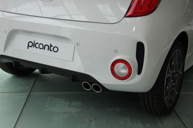 Kia Picanto Sports-Paket Heck