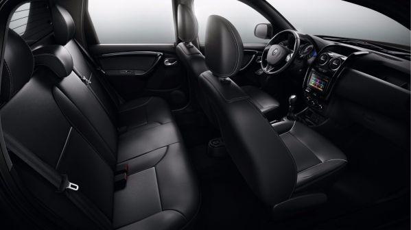 Renault Duster Oroch Fond