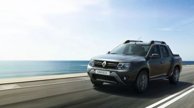 Renault Duster Oroch Front