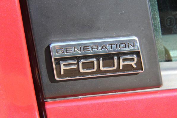 VW Caddy 2015 Generation Four Emblem