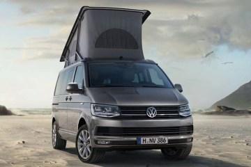 Der neue VW California ist nun ab 41.429 Euro erhältlich