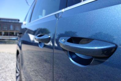 VW Sharan 2015 Türgriffe