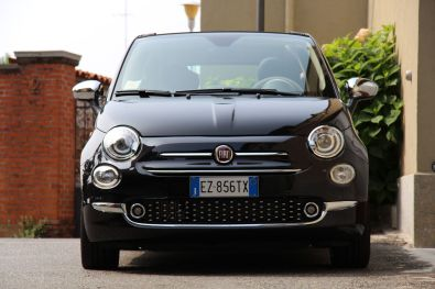 Fiat 500 2015 Frontansicht
