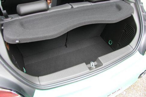 Opel Adam 2015 Kofferraum