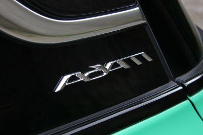 Opel Adam Schriftzug