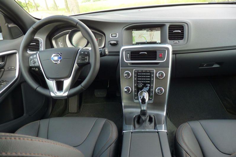 Volvo V60 Ctoss Country D4 AWD 2015