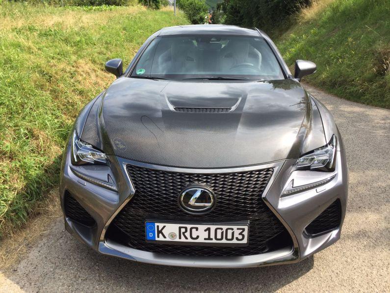 Lexus RC-F 2015