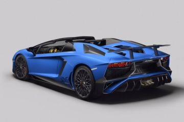 Lamborghini brüstet sich mit einem Leistungsgewicht von 2,1 Kilo je PS
