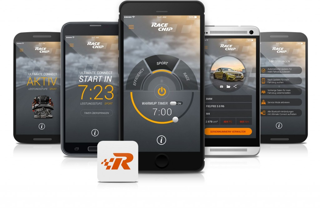 RaceChip Ultimate Connect App